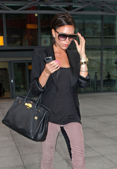 Victoria Beckham to design handbags?
