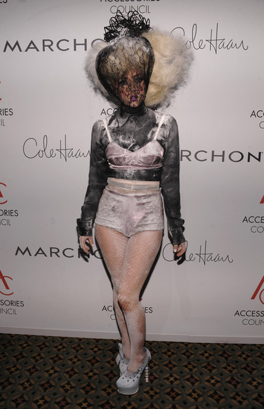 Lady Gaga wows at the ACE awards