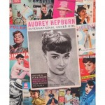 Audrey Hepburn: International Cover Girl by Scott Brizel