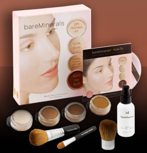 Discovering bareMinerals