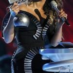 Beyonce wears David Koma