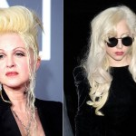 Cyndi Lauper and Lady Gaga for MAC