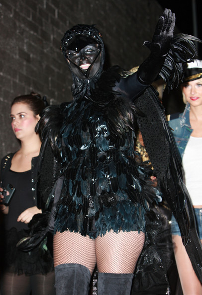 Heidi Klum's 10th annual Halloween party