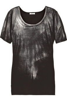 Lunchtime buy: Helmut Lang Metallic Jersey Top