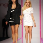 Ungaro ceo defends Lohan