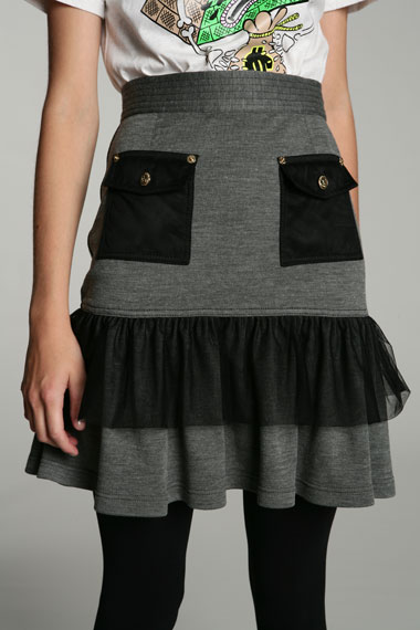 Lunchtime buy: Luella Hamish Pocket Ruffle Skirt
