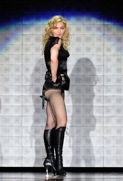 Madonna for Dolce and Gabbana