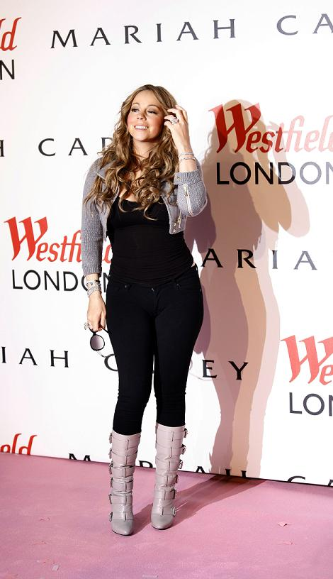 Mariah Carey at Westfield