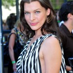 Milla Jovovich for Hilfiger