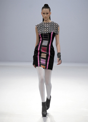 Lunchtime buy: Olivia Rubin Tulip Dress with Capelet