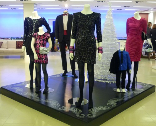 Christmas partywear at M&S