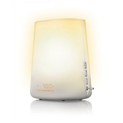 Wake up to the new Philips Light