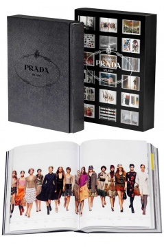 Read up on over 30 years of fashion with the new Prada book