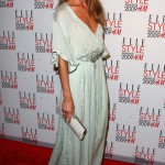 Rosie Huntington-Whiteley gets her wings