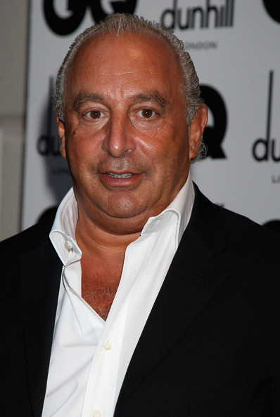 Buy a piece of Sir Philip Green's brain