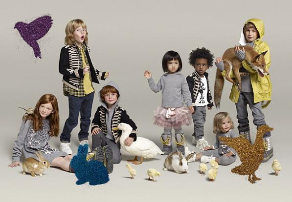 Stella McCartney for GapKids and babyGap