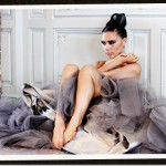 Behind-the-Scenes at Victoria Beckham's Harper's Bazaar Cover Shoot!