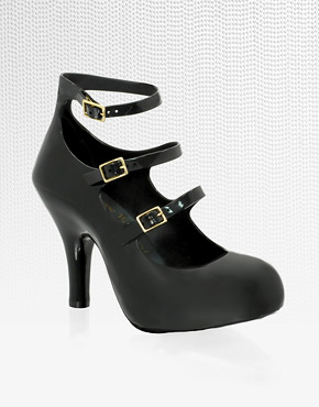 Daily lunchtime buy: Vivienne Westwood for Melissa Three Strap Heeled Shoes