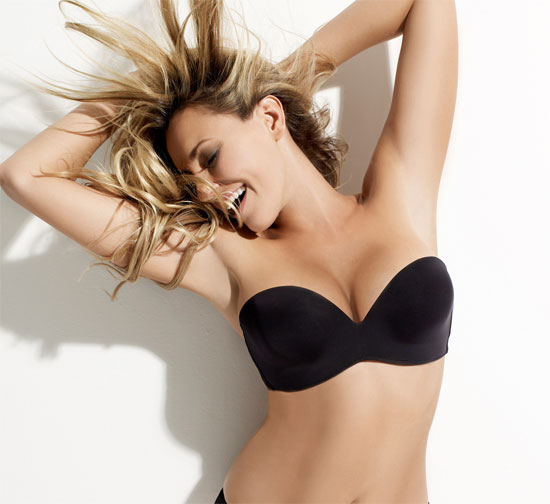 Wonderbra's Ultimate Strapless bra
