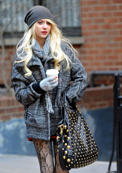Taylor Momsen for New Look?