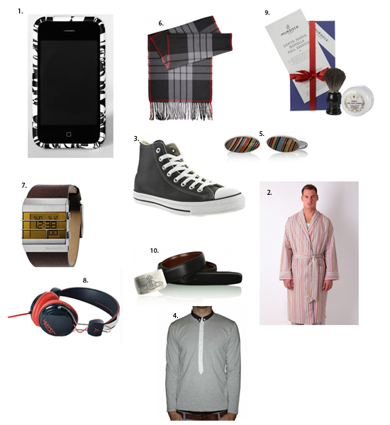 10 great holiday gift ideas under £100: For Him