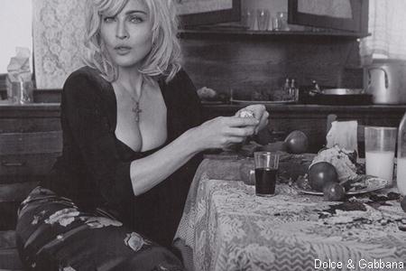 Madonna in D&G