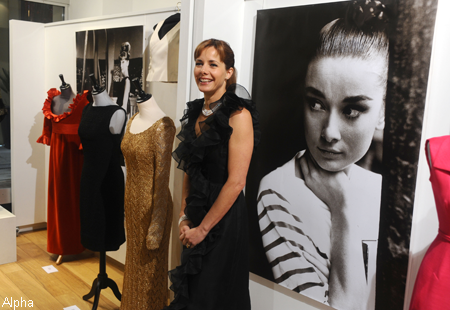 Audrey Hepburn charity auction