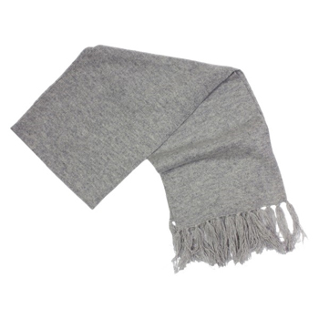 Paul & Joe Grey Cashmere Scarf