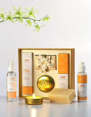 Pure Fiji Gift Set