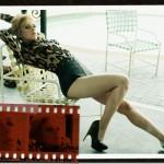 Scarlett Johansson in Harper's Bazaar UK