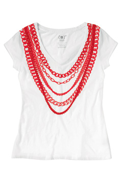 Stella McCartney (RED) T-shirt for Gap