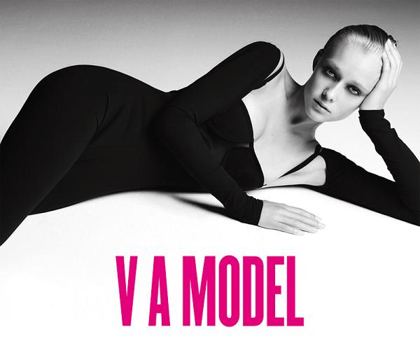 V magazine and Ford Models launch model search