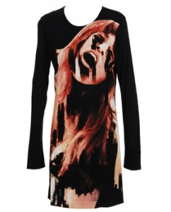 Lunchtime buy: Beatrice Boyle 'Gasp' print dress