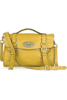 Lunchtime buy: Mulberry Alexa bag