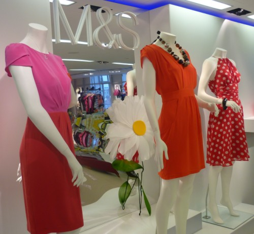 Marks and Spencer Seasonal Show