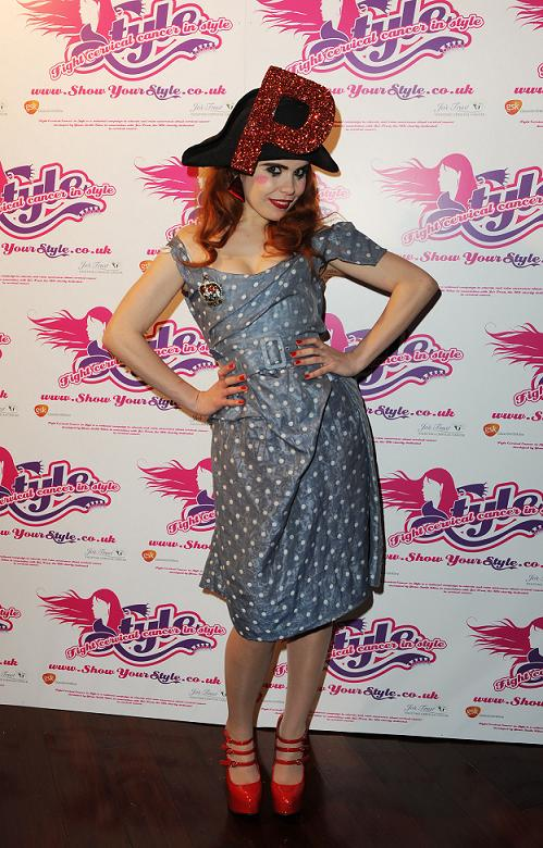 Paloma Faith at Fight Cervical Cancer in Style