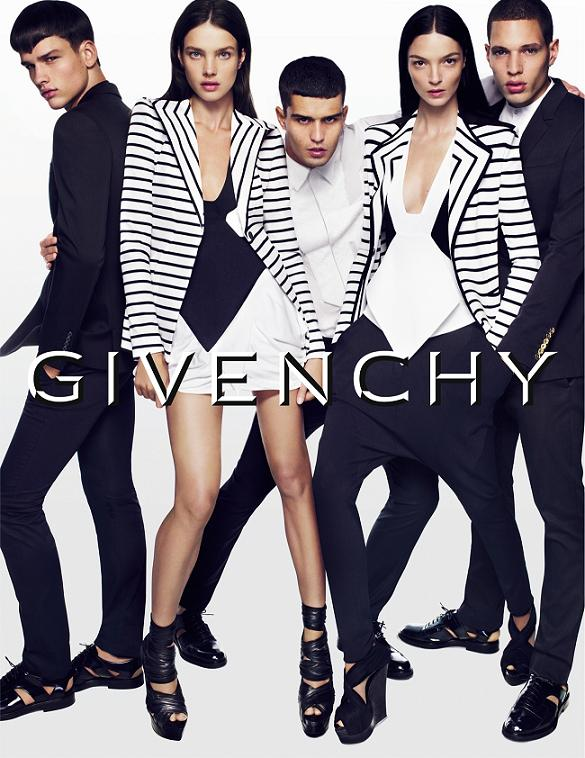 Givenchy by Riccardo Tisci SS10