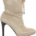 Lunchtime buy: Stella McCartney canvas ankle boots
