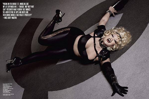 V Magazine: The Size Issue