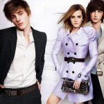 Burberry's SS10 campaign