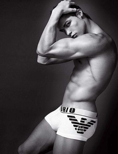 Crisitano Ronaldo for Emporio Armani Underwear