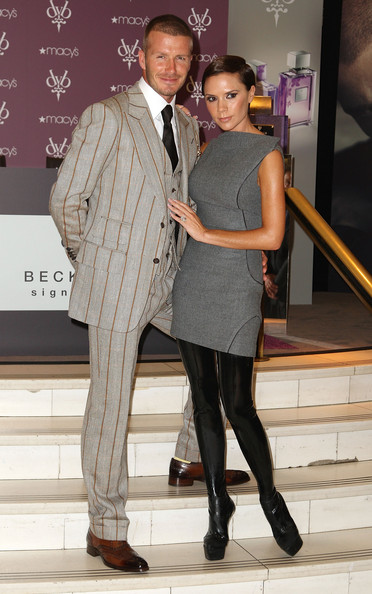Victoria Beckham to design menswear?