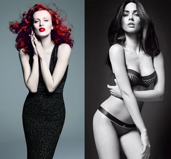 Weekly Poll: Models vs Celebs