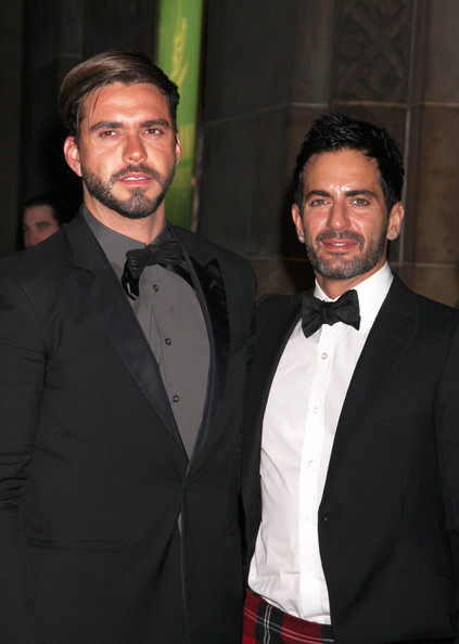 Marc Jacobs married?