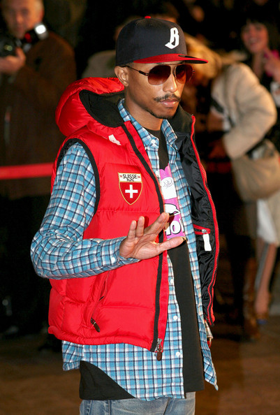 Pharrell Williams for Lanvin?
