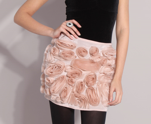 Bargain Buy: ASOS Organza Ruffle Skirt