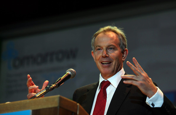 Tony Blair joins LVMH?