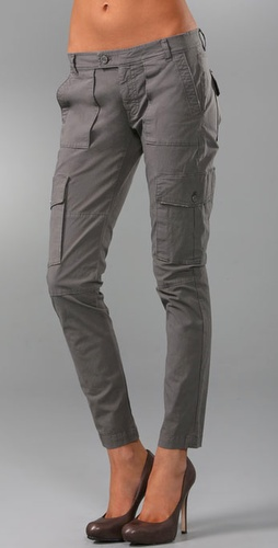 Lunchtime buy: 7 for all Mankind cargo trousers
