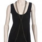 Lunchtime buy: Fannie Schiavoni Double Chain Necklace