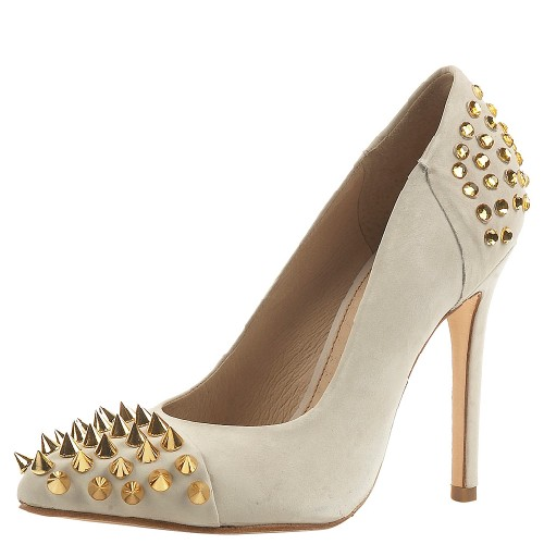 Lunchtime buy: Louise Goldin studded court